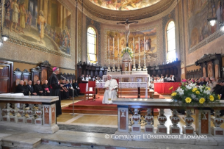 10-Pilgrimage to Bozzolo: Visit to the tomb of Don Primo Mazzolari